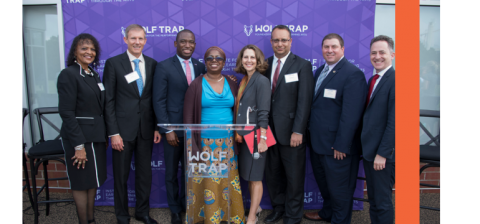Wolf Trap and RPAA announce partnership in Richmond, VA